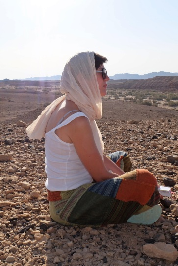Virginie, le chic en plein désert.