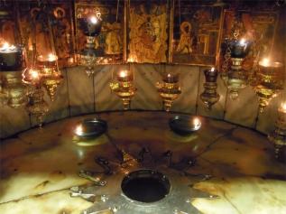 L'endroit où est né Jésus !!!