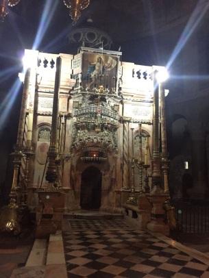 Le tombeau du Christ !!